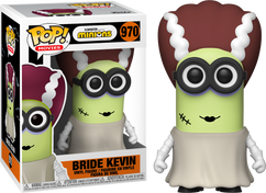 Minions Universal Monsters - Bride Kevin Pop! Vinyl Figure