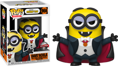 Minions Universal Monsters - Dave'acula Pop! Vinyl Figure