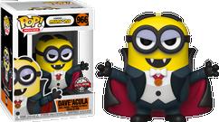 Minions Universal Monsters - Dave'acula Pop! Vinyl Figure