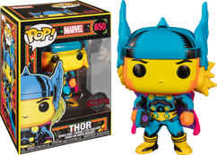 Marvel: Blacklight - Thor Pop! Vinyl Figure