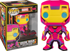 Marvel: Blacklight - Iron Man Pop! Vinyl Figure