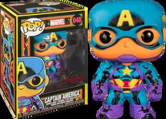 Marvel: Blacklight - Captain America Pop! Vinyl Figure