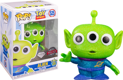 Toy Story 4 - Alien Diamond Glitter Pop! Vinyl Figure
