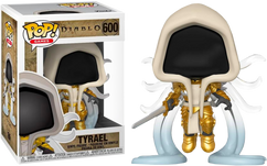Diablo 3 - Tyrael Metallic Pop! Vinyl Figure