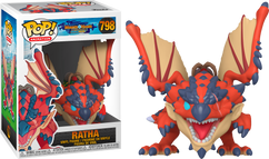 Monster Hunter Stories - Ratha Pop! Vinyl Figure