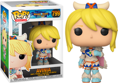Monster Hunter Stories - Avinia Pop! Vinyl Figure