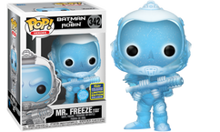 Batman & Robin - Mr Freeze Glitter SDCC20 Pop! Vinyl Figure