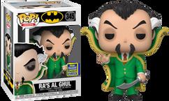 Batman - Ra's al Ghul SDCC20 Pop! Vinyl Figure