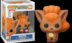 Pokemon - Vulpix Flocked SDCC20 Pop! Vinyl Figure