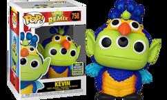 Disney Pixar Alien Remix: Alien as Kevin SDCC20 Pop! Vinyl Figure