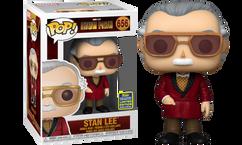 Stan Lee - Cameo Iron Man SDCC20 Pop! Vinyl Figure