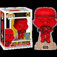Star Wars Episode IX: The Rise of Skywalker - Sith Jet Trooper Pop! Vinyl Figure 2020 Summer Convention