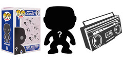Mystery Pop! Vinyl Figure Single POP! - Music