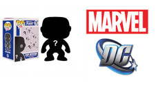 Mystery Pop! Vinyl Figure Single POP! - Superheroes