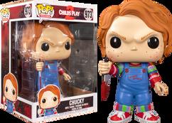 "Child's Play 2 - Chucky 10"" Pop! Vinyl Figure"