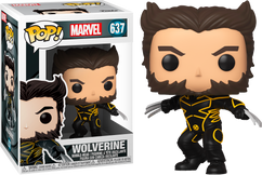 X-Men: The Last Stand - Wolverine in Suit 20th Anniversary Pop! Vinyl Figure