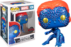 X-Men (2000) - Mystique Metallic 20th Anniversary Pop! Vinyl Figure