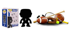 Mystery Pop! Vinyl Figure Single POP! - Sports