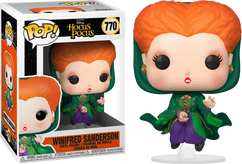 Hocus Pocus (1993) - Winifred Sanderson Flying Pop! Vinyl Figure