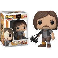The Walking Dead - Daryl Dixon with Crossbow Pop! Vinyl Figure