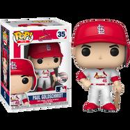 MLB Baseball - Paul Goldschmidt St. Louis Cardinals Pop! Vinyl Figure