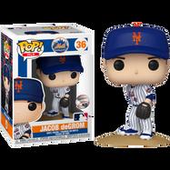 MLB Baseball - Jacob deGrom New York Mets Pop! Vinyl Figure