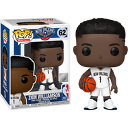 NBA Basketball - Zion Williamson New Orleans Pelicans Pop! Vinyl Figure