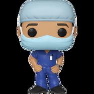 Front Line Heroes - Male Hospital Worker Pop! Vinyl Figure
