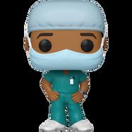 Front Line Heroes - Male Hospital Worker #2 Pop! Vinyl Figure