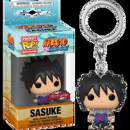 Naruto: Shippuden - Sasuke Pocket Pop! Vinyl Keychain