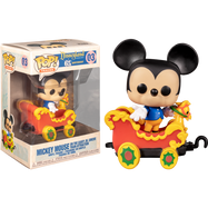 Disneyland: 65th Anniversary - Mickey Mouse on the Casey Jr. Circus Train Attraction Pop! Vinyl Figure