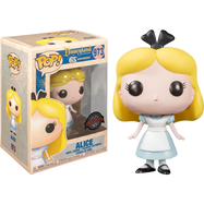 Alice in Wonderland - Alice Disneyland 65th Anniversary Pop! Vinyl Figure