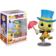 Pinocchio - Jiminy Cricket Pop! Vinyl Figure (2020 Fall Convention Exclusive)