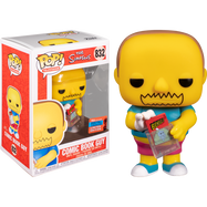 The Simpsons - Comic Book Guy Pop! Vinyl Figure (2020 Summer Convention Exclusive)