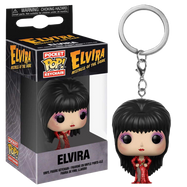 Elvira: Mistress of the Dark Red - Elvira Pocket Pop! Vinyl Keychain