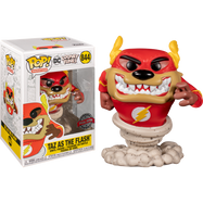 Looney Tunes - Taz as The Flash Pop! Vinyl Figure