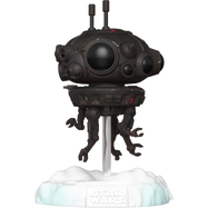 Star Wars Episode V: The Empire Strikes Back - Probe Droid Battle at Echo Base Deluxe Pop! Vinyl Figure