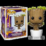 """Guardians of the Galaxy - Dancing Groot 18"""" Pop! Vinyl Figure"""