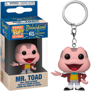 Disneyland: 65th Anniversary - Mr. Toad Pocket Pop! Vinyl Keychain