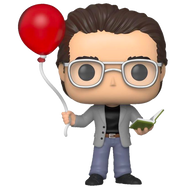 Stephen King - Stephen King with Red Balloon Pop! Vinyl Figure