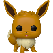 Pokemon - Eevee Standing Pop! Vinyl Figure