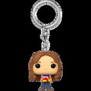 Harry Potter - Hermione Granger Holiday Pocket Pop! Vinyl Keychain