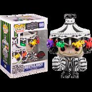 Beetlejuice - Beetlejuice with Carousel Hat Pop! Vinyl Figure