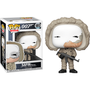 No Time To Die - Safin Pop! Vinyl Figure