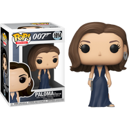 No Time To Die - Paloma Pop! Vinyl Figure
