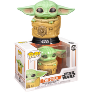 Star Wars: The Mandalorian - The Child (Baby Yoda) in Bag Pop! Vinyl Figure