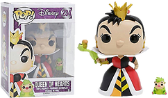 Alice in Wonderland - Queen of Hearts (1951) Pop! Vinyl Figure