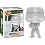 Halo Infinite - Master Chief with MA40 Assault Rifle Active Deco Pop! Vinyl Figure