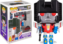 Transformers (1984) - Starscream Pop! Vinyl Figure