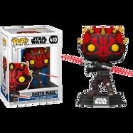Star Wars: The Clone Wars - Darth Maul Pop! Vinyl Figure